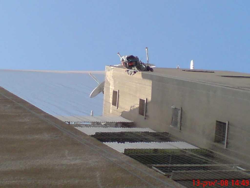 הרחקת יונים מהמרפסת